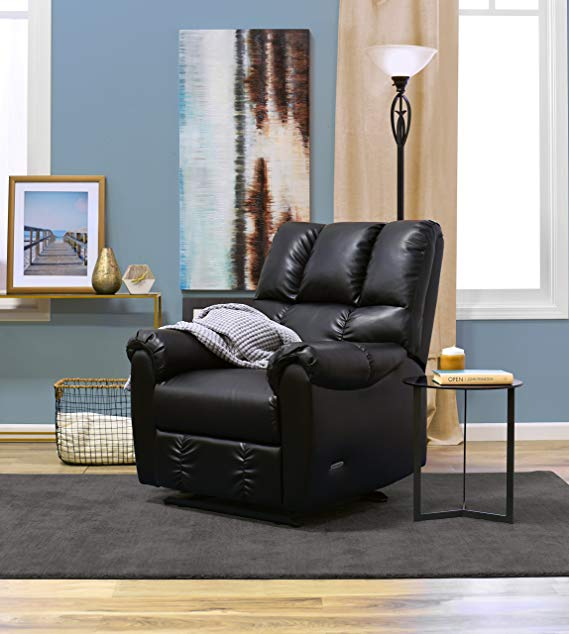 Barcalounger Relax & Restore Leather Recliner Chair