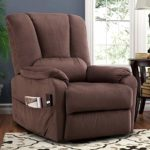 CANMOV Heavy Duty Power Lift Recliner Chair Review