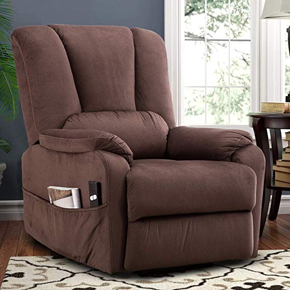 CANMOV Heavy Duty Power Lift Recliner Chair