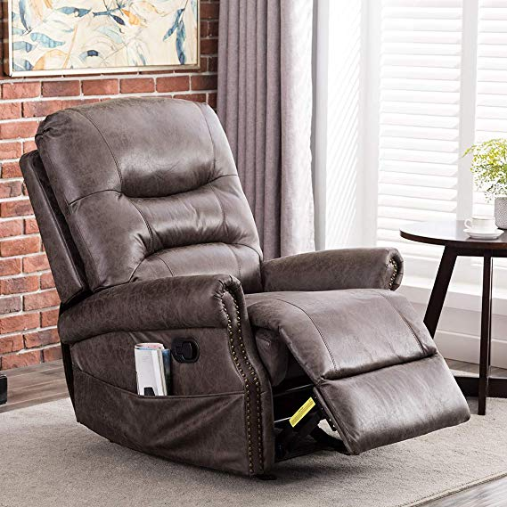 CANMOV Rocker Recliner Chair Review
