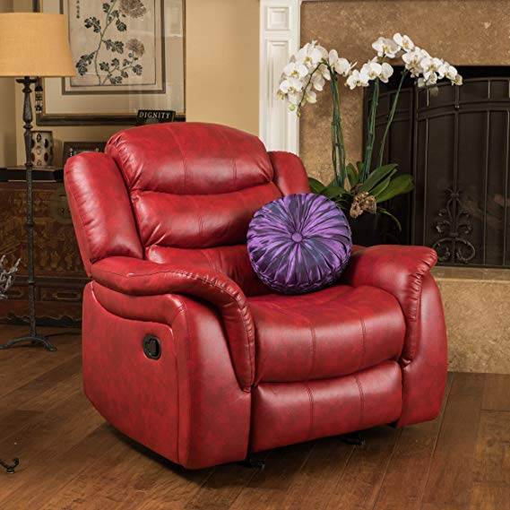 Christopher Knight Home Merit Contemporary Glider Recliner Chair