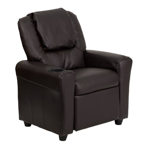 Flash Furniture Contemporary Children Recliner