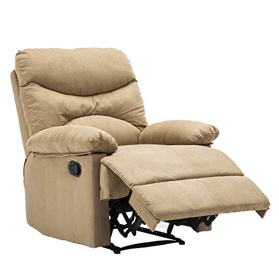Windaze Lounge Heat & Massage Recliner Chair
