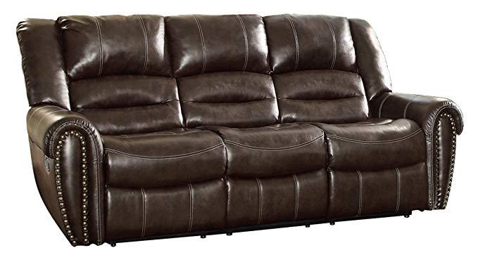 Homelegance Center Hill Sofa Recliner