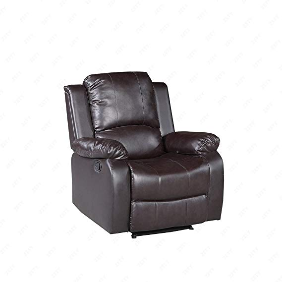 Mecor Bonded Leather Recliner