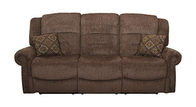 New Classic Jasper Dual Sofa Recliner